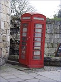 Image for Red Telephone Box - Marygate, York, UK