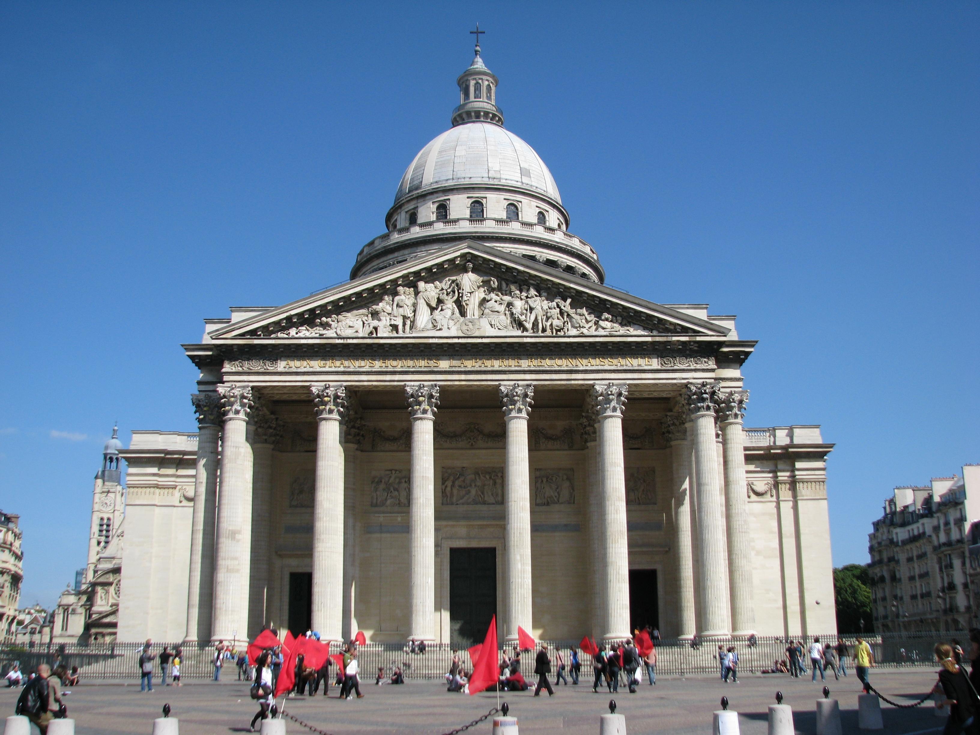 Image gallery le pantheon for Les photos de paris