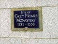 Image for Site of Grey Friars Monastery, London, UK