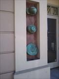 Image for Palo Alto Hats Sculpture - Palo Alto, CA