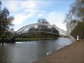 Image for The Suspension Bridge - The Embankment, Bedford, UK