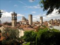 Image for Rooftops of Old Bergamo - Bergamo, Italy