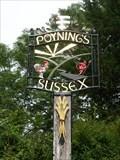 Image for Village Sign - Poynings, West Sussex, UK