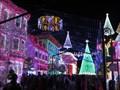 Image for The Osborne Family Dancing Lights - Satellite Oddity - Hollywood Studios,  Florida, USA.