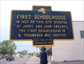 Image for First Schoolhouse