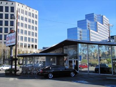 Dinah's, Pane 1, Los Angeles, California