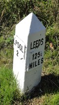 Image for Leeds Liverpool Canal Milestone – Bootle, UK