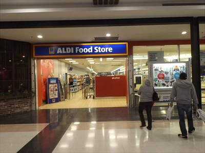 The entrance to the store. [Inside Stanhope Village Shopping Centre] 1835, Saturday, 8 July, 2017