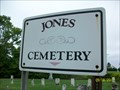 Image for Jones Cemetery, Richland Township, Indiana