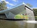 Image for Adelaide Oval footbridge waterfall