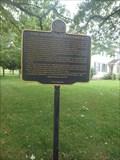 Image for Nash-Jackson House - Battlefield Park - Stoney Creek, ON