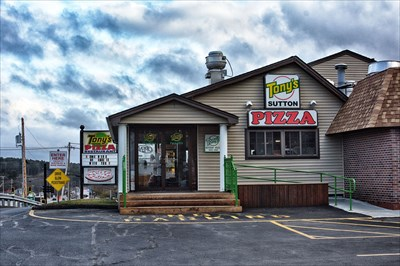 Tony's Pizza - Sutton MA - Independent Pizza Restaurants on ...