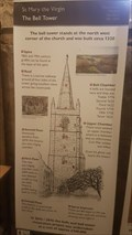 Image for St Mary's bell tower - St Mary - Marden, Herefordshire