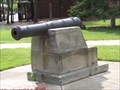 Image for Courthouse Cannon - Monroe, Michigan