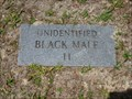 Image for Unidentified Black Male II - Jacksonville, FL