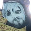 Image for Kurt Cobain - Frederick Place, Brighton, UK