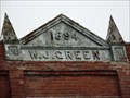 Image for 1894 - W.J. Green Building - Ferris, TX