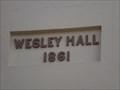 Image for 1861- Wesley Hall, Windsor, NSW, Australia