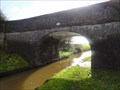 Image for Bridge 13 Over Shropshire Union Canal (Middlewich Branch) - Church Minshull, UK