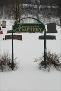 Image for Evergreen Cemetery - East Concord, NY