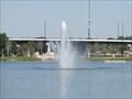 Image for Lake Mirror Fountain, Lakeland, FL