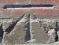 Image for Cut Bench Mark - Station Lane, Hornchurch, London, UK