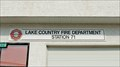 Image for Lake Country Fire Department Station 71