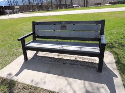 Alton L. Tennant Bench