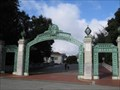 Image for Sather Gate and Bridge  - Berkeley, CA