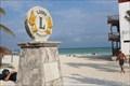 Image for Lions Club Monument - Beach - Playa del Carmen, Quintana Roo, Mexico