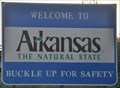 Image for Welcome to Arkansas ~ The Natural State