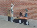 Image for Radio Flyer Mural - Greenville, Illinois