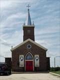 Image for St. Joseph Catholic Church - Mason, TX