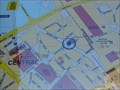 """Image for Manor Row """"You Are Here"""" map – Bradford, UK"""