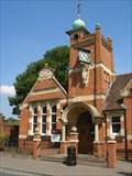 Image for Carnegie Library, Caversham, Reading, UK