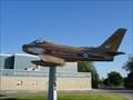 Image for Canadair F86 Sabre Mk VI 23641 - Trenton, ON