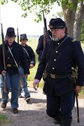 Image for Fort Kearny NE  Civil War Reenactment