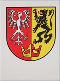 Image for Coat of arms of the city Bad Neuenahr-Ahrweiler - RLP / Germany