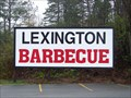 "Image for Lexington Barbecue, ""The Honey Monk"" Lexington, NC"