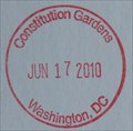 "Image for ""Constitution Gardens - Washington, DC"" - Washington Monument Bookstore and Ticket Counter"
