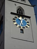 Image for Clock St. Mang Church - Kempten, Germany, BY
