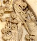 Image for L'enfer et ses créatures diaboliques, Cathédrales St Lazare, Autun, France