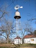 Image for Jordan - Bowles House Water Tower - Grand Prairie, TX