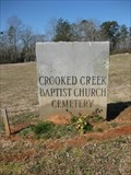Image for Crooked Creek Baptist Cemetery - Athens, GA