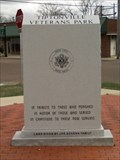 Image for Memorial - Tiptonville Veterans Park