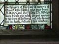 Image for Edward John Webb, St Michael & All Angels, Ledbury, Herefordshire, England
