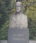 Image for Tomáš Garrigue Masaryk (Rovecné, CZ)
