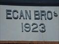 Image for 1923 - Egan Bros - Katoomba, NSW, Australia