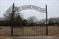 Image for Allens Point Cemetery - Allens Point, TX