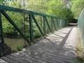 Image for Pedestrian Truss Bridge Over River Tame - Bredbury, UK